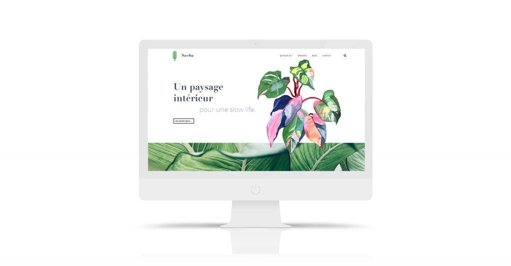 Sa-cha website