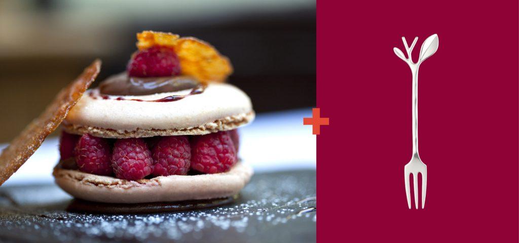 Dessert Photography diptych